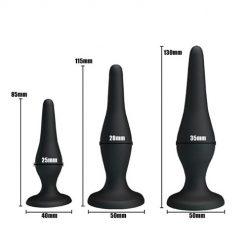 anal trainer kit silikon storlekar