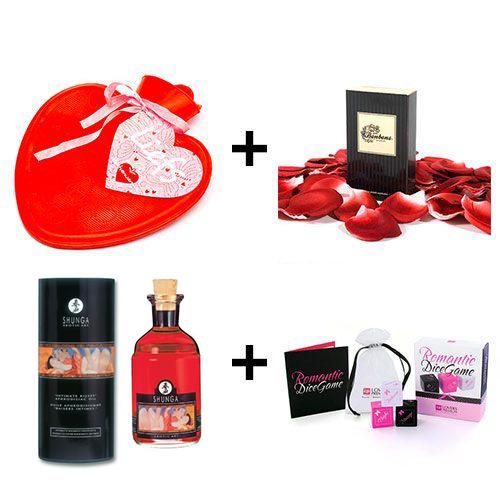möhippa romantiska paketet