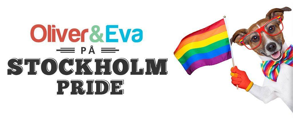 Oliver & Eva Pride 2014