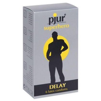 pjur-superhero-kondomer-med-fordrojningsmedel