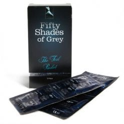 50 Shades of Grey - 12-pack kondomer
