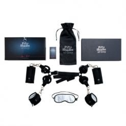 50 shades of grey - bed restraint kit