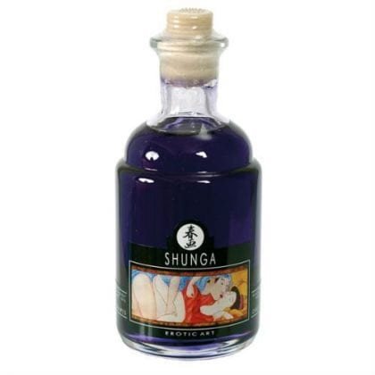 Shunga - Aphrodisiac Oil Grapes 100 ml