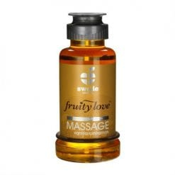 Swede fruity love massageolja 100 ml vanlij kanel