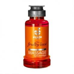 swede fruity love massagolja 100 ml aprikos apelsin