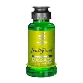 swede fruity love massagolja 100 ml kaktus lime