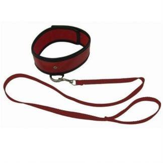 rott koppel och halsband