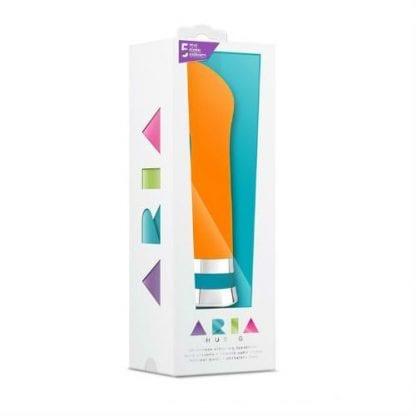 aria hue-g tangerine forpackning
