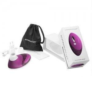 Womanizer W500 Pro Magenta4