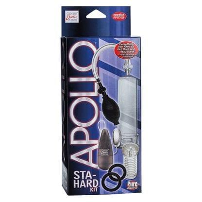 Apollo Sta-Hard Kit Förpackning