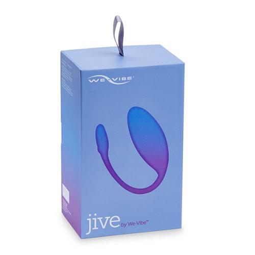 We-Vibe Jive - Vibrating Egg låda
