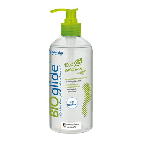 bioglide naturligt glidmedel 500 ml