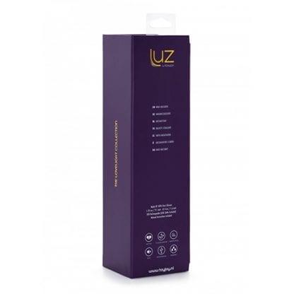 Luz Zenith Massagewand forpackning baksida