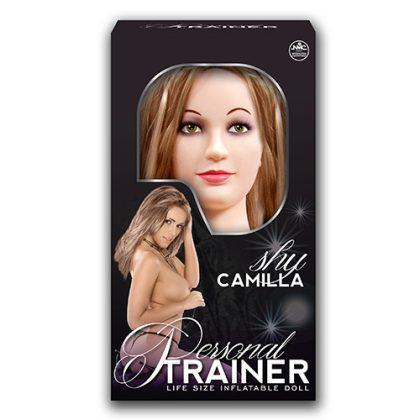 Personal Trainer Shy Camilla - förpackning