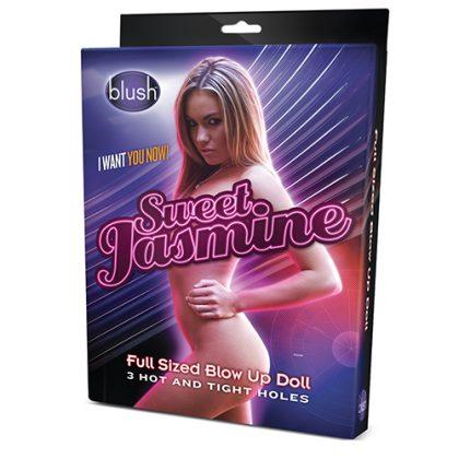 Sweet Jasmine Sexdocka förpackning