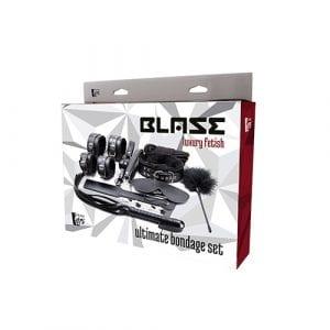 Blaze Ultimate Bondage Kit förpackning