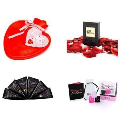 Alla hjärtans dag - Romantiska paketet