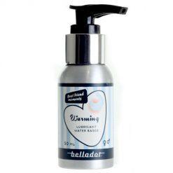 Belladot Värmande Vattenbaserat Glidmedel 50 ml