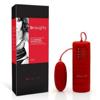 bnaughty rod med forpackning