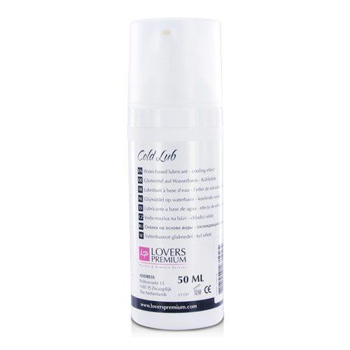 Cold Lub Glidmedel 50 ml baksida