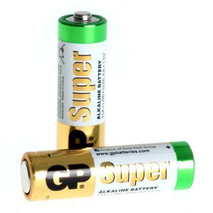GP Batterier 2-pack LR-06 (AA)