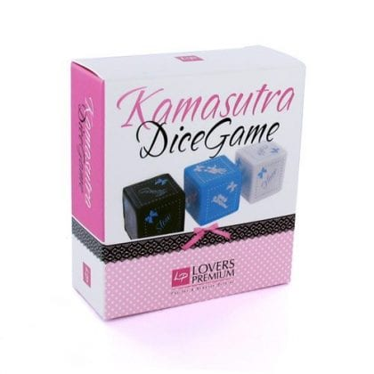 Kamasutra Tärningsspel box