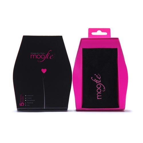 Moofie – Plaststenciler för Intimrakning box