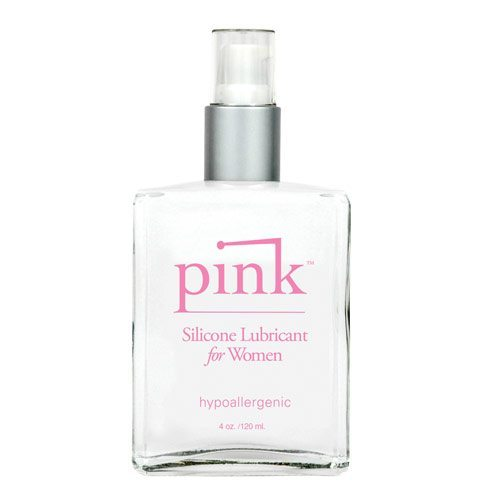 Pink - Silikonglidmedel 120 ml