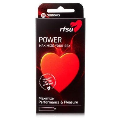 RFSU Power Kondomer