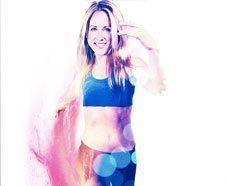 Sveriges sexigaste träningsbloggare Linnéa Larsson