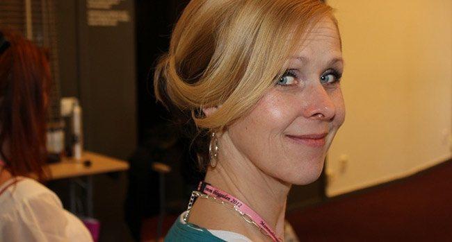 Sveriges sexigaste mammabloggare Mirka Norrström