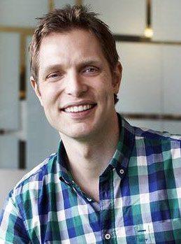 Sveriges sexigaste matbloggare Andreas Eenfeldt