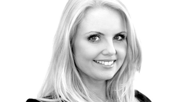 Sveriges sexigaste matbloggare Anna Åberg
