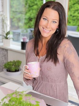 Sveriges sexigaste matbloggare Åse Falkman Fredrikson