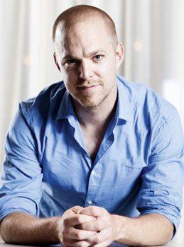 Sveriges sexigaste matbloggare Johan Hedberg