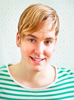 Sveriges sexigaste matbloggare Mattias Kristiansson