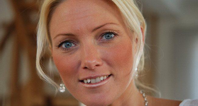 Sveriges sexigaste matbloggare Victoria Riis