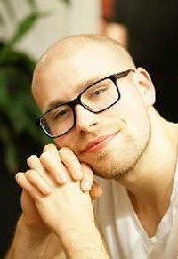 Sveriges sexigaste spelbloggare Linus Josephson