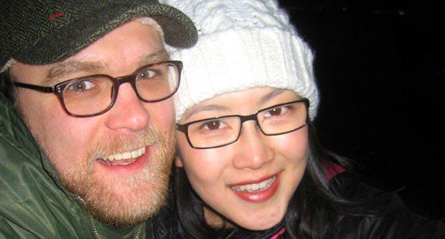 Sveriges sexigaste resebloggare Daniel Svanberg och Ming Xue