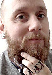 Sveriges sexigaste spelbloggare Fredrik Lundblad