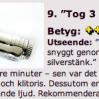 Recension av Vibrerande G-punktsrabbit i Aftonbladet